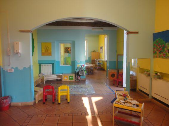 Asilo nido e scuola dell infanzia melabimbi scuole for Scuola arredatore d interni