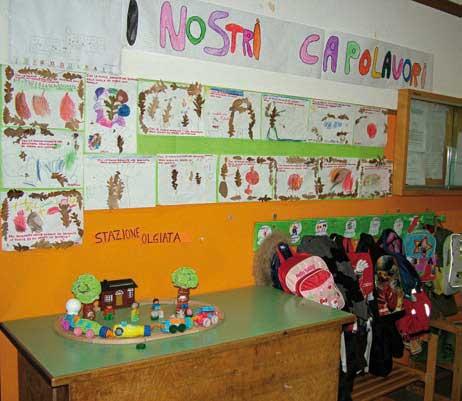 Scuola materna Soglian