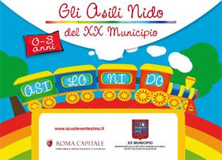 Asili Nido XX Municipio Roma